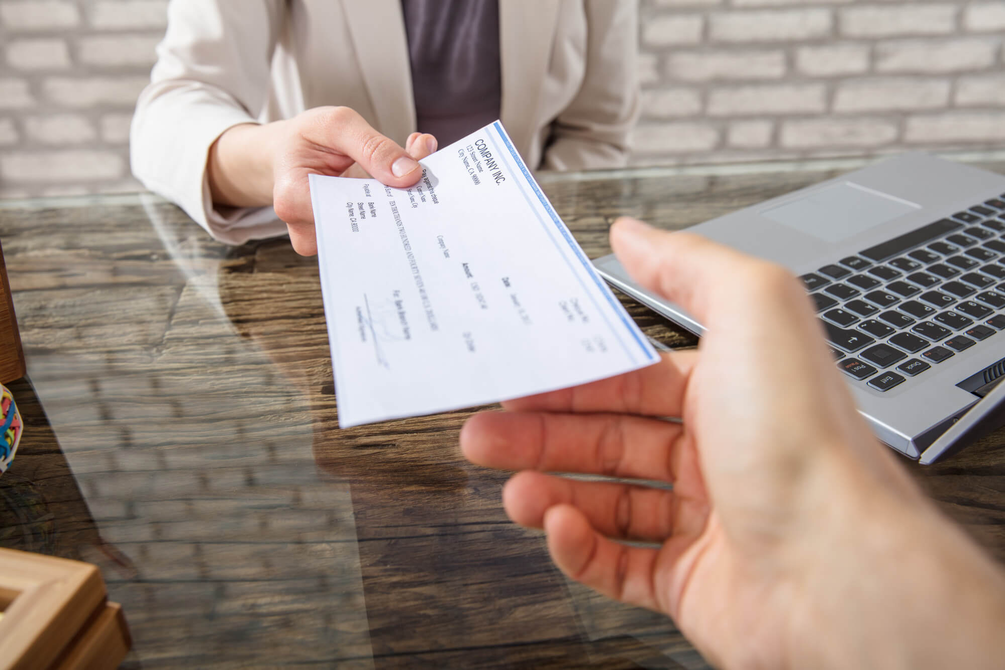 How eChecks Work to Improve Your Business